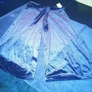 Brown velour vivendi pedal Pusher shorts